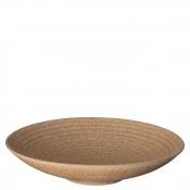 Ridge Serving Bowl, 25.5cm, 1L - Elm  - Medium