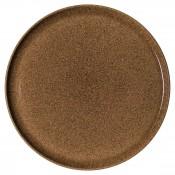 Round Platter, 31cm - Chestnut