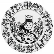 Dinner Plate, 30cm - Black