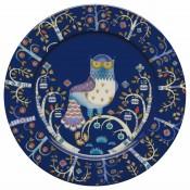 Dinner Plate, 30cm - Blue