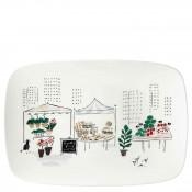 Oblong Platter, 40.5x27.5cm