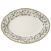Small Oval Platter, 34 cm
