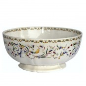 Footed Open Vegetable Bowl, 25 cm