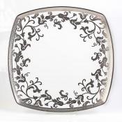 Square Platter, 32.5 cm