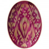 Medium Ruby Oval Platter, 42x30cm