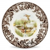 Dinner Plate, 26.5cm - Wood Duck