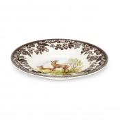 Rim Soup Bowl, 23cm - Deer