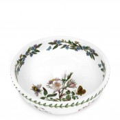 Salad Serving Bowl, 23cm - Dog Rose