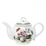 Teapot, 16.5cm, 1.1L - Romantic Shape - Sweet Pea
