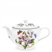 Teapot, 15cm, 1.1L - Traditional Shape - Sweet Pea