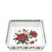 Square Deep Baking Dish, 25cm - Rhododendron