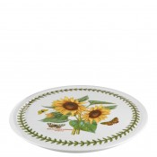 Entertaining Round Platter, 30cm - Sunflower