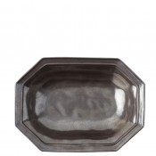 Octagonal Serving Bowl, 30.5x23cm, 1.4L