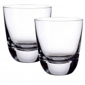 Set/2 Double Old Fashioned Glasses