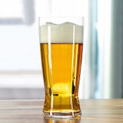 Set/4 Helles/Blond Beer/Pilsner Glass, 18cm, 500ml