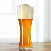 Set/4 Wheat Beer Glasses, 24cm, 700ml
