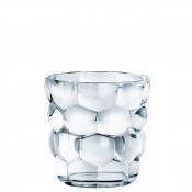 Set/4 Water Tumblers/Single Old Fashioned Glasses, 8.5cm, 240ml
