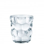 Set/4 Whisky Tumblers/Double Old Fashioned Glasses, 10cm, 330ml