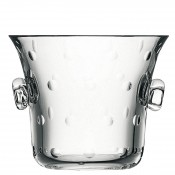 Champagne Ice Bucket, 21cm, 3.1L - Clear
