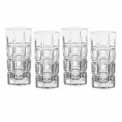 Set/4 Highballs, 16cm, 355ml