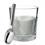 Ice Bucket with Stainless Steel Scoop
