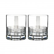 Set/2 Double Old Fashioned Glasses, 9.5cm, 295ml