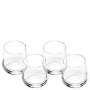 Set/4 Small Tumblers, 9cm, 290ml