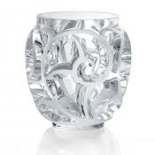 Tourbillons Vase, Clear 20.8 cm