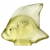 Fish Sculpture, Yellow