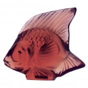 Fish Sculpture, Red