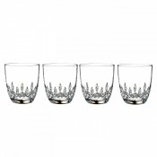 Set/4 Tumblers/Old Fashioned Glasses, 9.5cm, 290ml