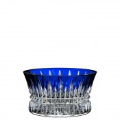 Crystal Nut/Small Bowl, 12.5cm - Cobalt