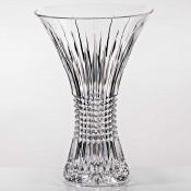 Crystal Vase, 35.5cm