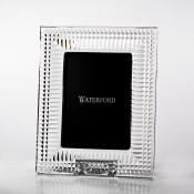 "Photo/Picture Frame, 13x18cm (5""x7"") - Crystal"