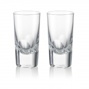 Set/2 Vodka (Shot) Glasses, 10 cm