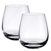 Set/2 Single Malt Islands Whisky Tumblers, 10cm, 385ml