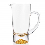 Sierra Gold - Glass Pitcher/Jug, 25cm, 1.2L