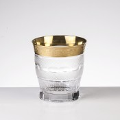 Set/4 Double Old Fashioned Glasses, 11.4 cm