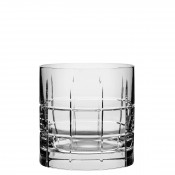 Set/2 Double Old Fashioned Glasses, 9cm, 385ml