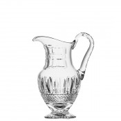 Water Jug/Pitcher with Handle, 27cm, 1L -  Clear