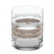 Set/4 Double Old Fashioned Glasses