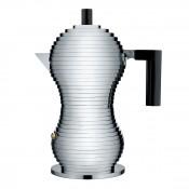 Pulcina Espresso/Coffee Maker, 26cm, 310ml - Black