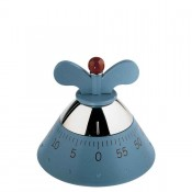Kitchen Timer, 9cm - Graves Blue