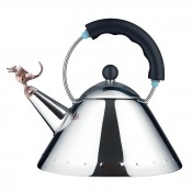 Tea Rex Kettle with Black Handle, 22cm, 2L