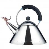Tea Rex Kettle with Black Handle, 22cm, 2L