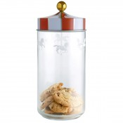 Jar with Hermetically Sealed Lid, 24.5cm