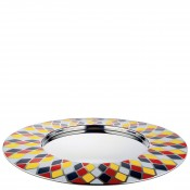 Round Flat Tray/Platter, 48cm