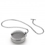 T-Timepiece Tea Infuser - Stainless Steel