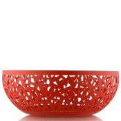 Round Fruit Holder/Basket, 29cm - Super Red