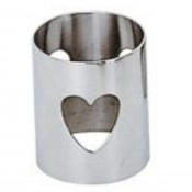 Napkin Ring, Heart